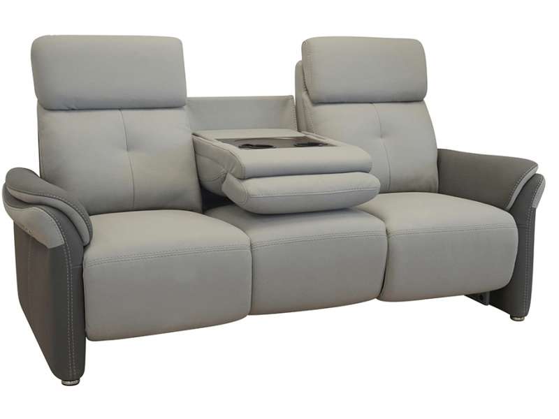 chiffonnier 5 tiroirs avec fa ades laqu es dolce. Black Bedroom Furniture Sets. Home Design Ideas