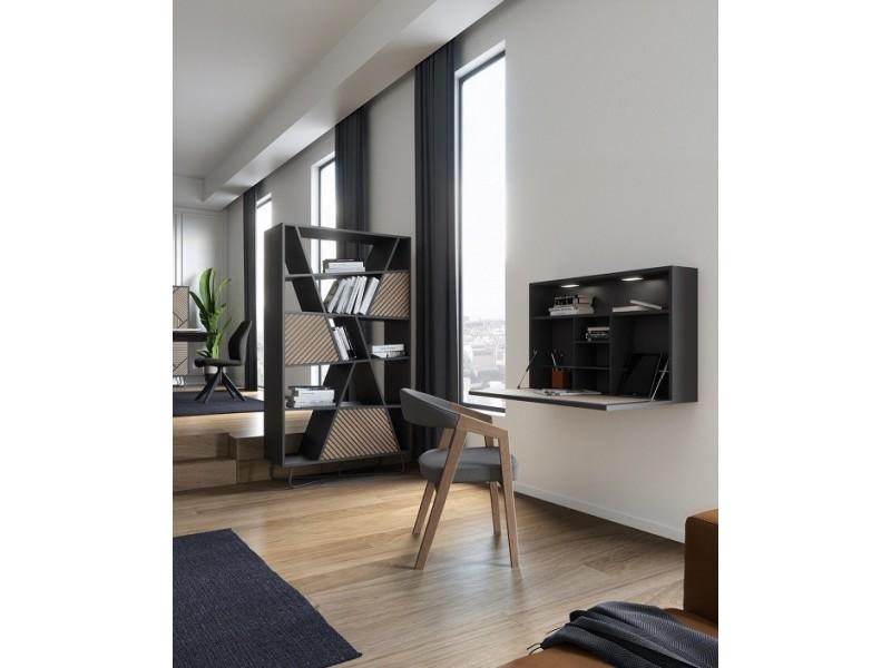 Bonnetière LARGE penderie – NOGENT Atelier de Langres