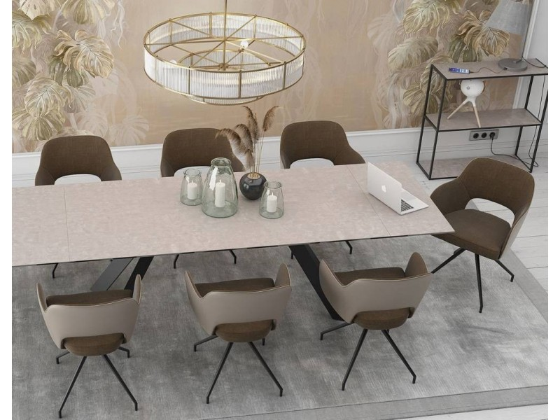 Table basse rectangulaire 1 tiroir 120 x 67