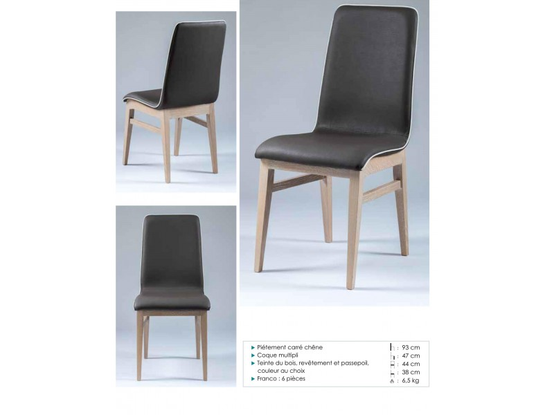 Chaise campagnarde