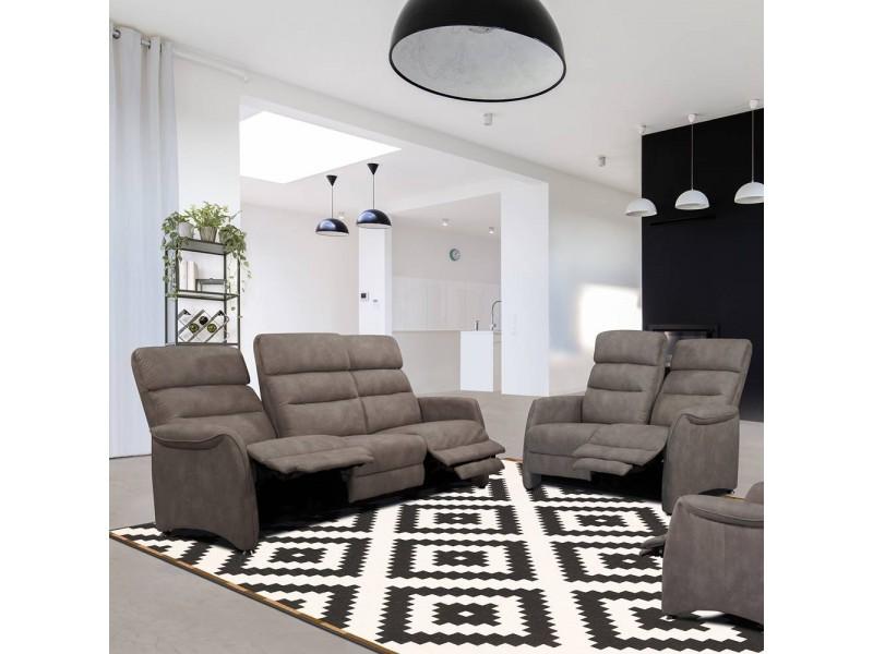 Table tonneau 180 x 105 plateau céramique