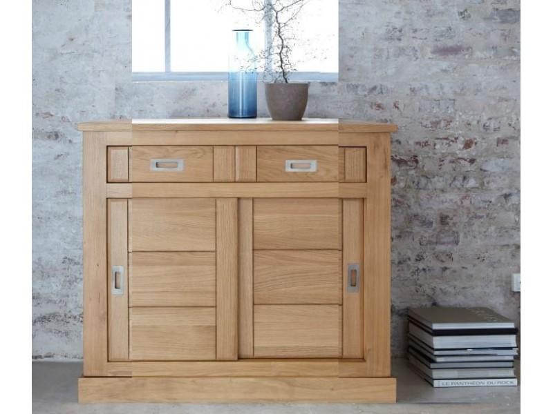 Commode 2 tiroirs – LILOU Atelier de Langres
