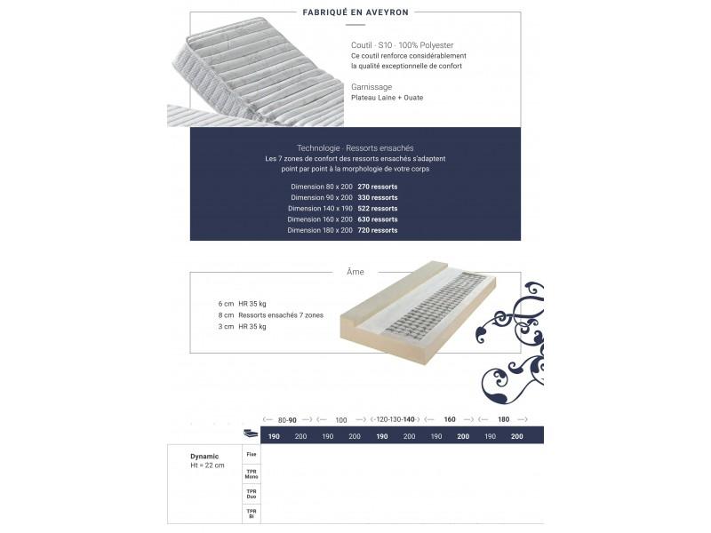 Vitrine 1 porte 2 tiroirs – ROMANCE Atelier de Langres
