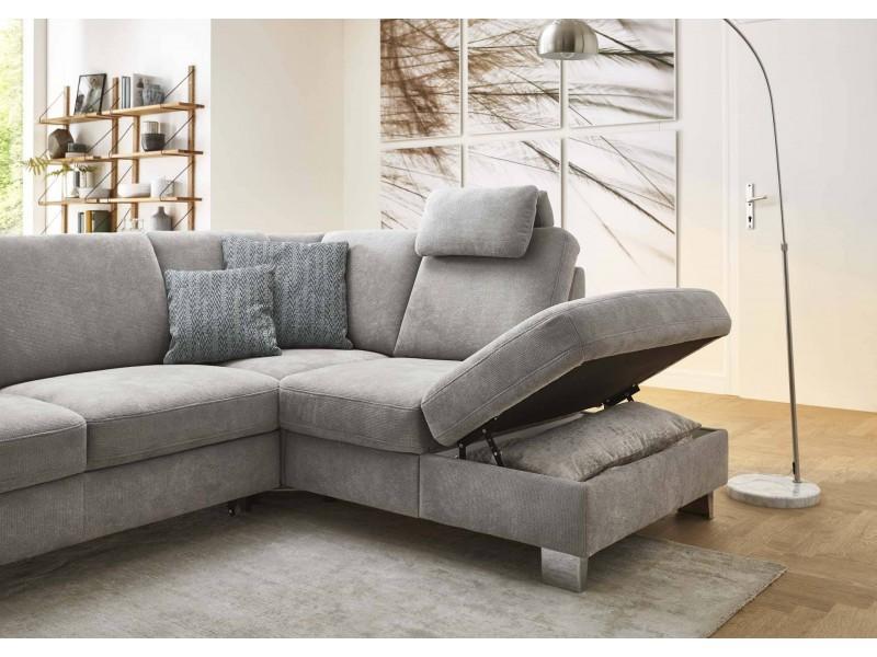 Canapé de relaxation design manchette fine
