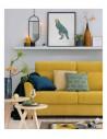 Canapé de relaxation design très classique