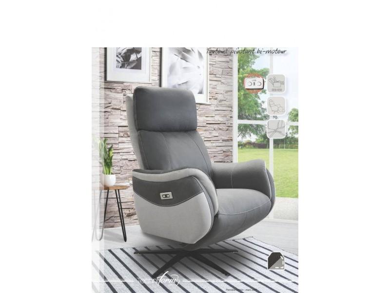 Canapé fixe ou relaxation électrique
