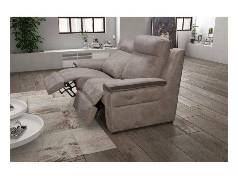 Canapé d'angle contemporain