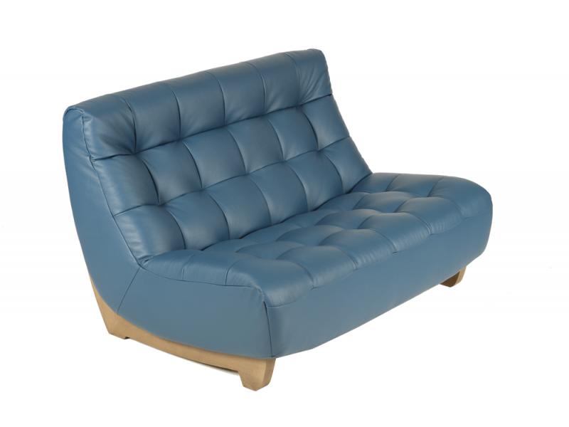 Chaise assise SKAI Gris Foncé